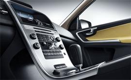 накладки на педали Chh XC60 V60 S60 VOLVO XC60 - фото 6